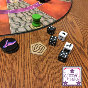 cauldronquest7Have you been wanting to learn more about the Cauldron Quest board game? You're in luck, because I've done a product review of it right here on Speech Time Fun! Click through to read all of my opinions and thoughts about Cauldron Quest.