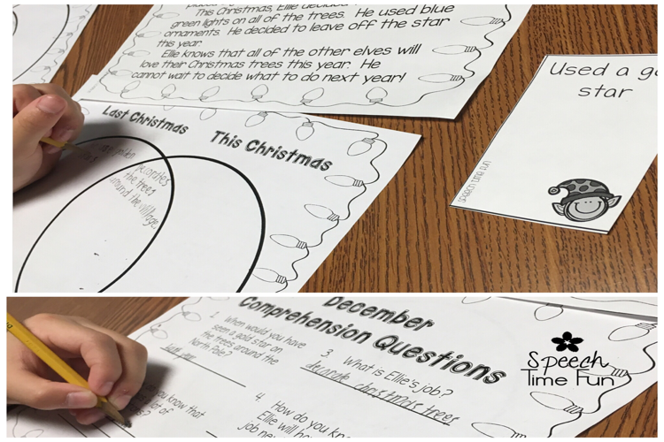 Building Listening Comprehension with Compare and Contrast