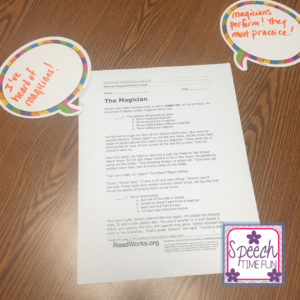 Do your students know how to talk and think while reading? If your answer is no, then click through to read this blog post! In it, I share my strategies for teaching talking while reading!