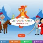 Listening Power (Grades K-3) App Review!