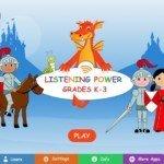Listening Power (Grades K-3) App Review!