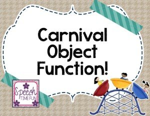 Carnival Object Function