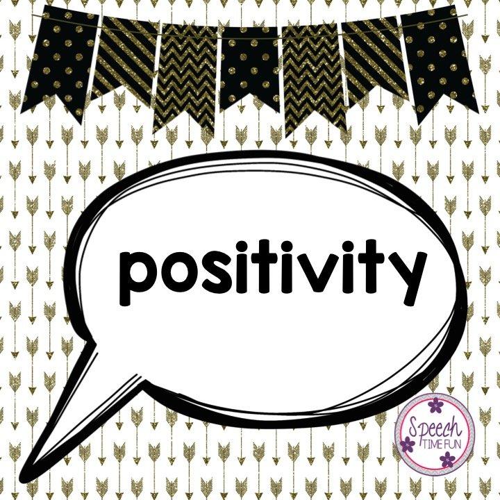 2016 = Positivity!