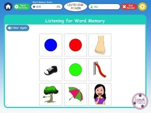 Listening Power is an app made by Hamaguchi Apps, and they contacted me to do a review of Listening Power! It's created for grades K-3, and there is a huge variety of ways that you can use this app to practice listening skills in your speech therapy room. Click through to read my review and learn how to use this app in your next therapy session!