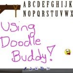 Fun Ways to Use A Free App…Doodle Buddy!