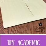 DIY Academic Vocabulary Sort!