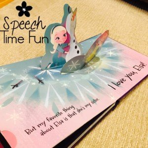 There are SO many books, toys, and activities out there that you can use to incorporate the Disney movie Frozen into your speech therapy! I published one post full of suggestions, but now I've got a second post with even more suggestions, so click through to read Part 2!