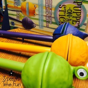 Puppets on a stick make for an awesome speech therapy tool! While you can certainly use them just as puppets, I've shared a variety of other uses for them that you busy SLPs can reference! These include working on skills like articulation, intelligibility, social skills, and more!