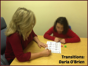 Many kids struggle with making transitions throughout the school day, so our guest blogger is sharing some excellent tips to help kids transition between class and speech. She shares which kids tend to struggle the most with transitioning and how we, as SLPs, can help them master this skill. Click through to read more!