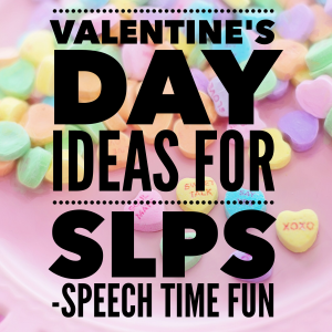 Looking for easy DIY Valentine's Day activities to use in your speech therapy sessions? Look no further! In this post, I'm sharing a few very quick and easy Valentine's Day activities that busy SLPs like you and I can use in therapy!