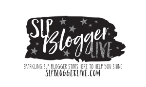 SLPs need - and want - professional development just as much as teachers do, which is why 10 SLP bloggers have teamed up to create SLP Blogger Live! Check us out on our own new Periscope channel and get tons of SLP professional development!