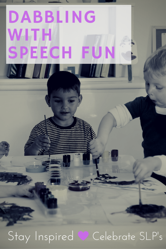 Looking for a positive and supportive online SLP community? The Dabbling with Speech Fun Facebook group is what you've been looking for! Click through to learn more about this Facebook group for speech therapists.