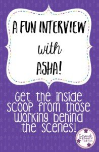 Get Inspired With This Fun Interview With ASHA!