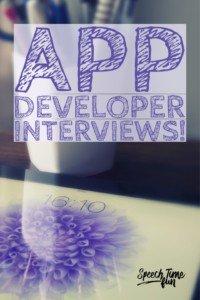 Speech and Language Apps: Developer Interview