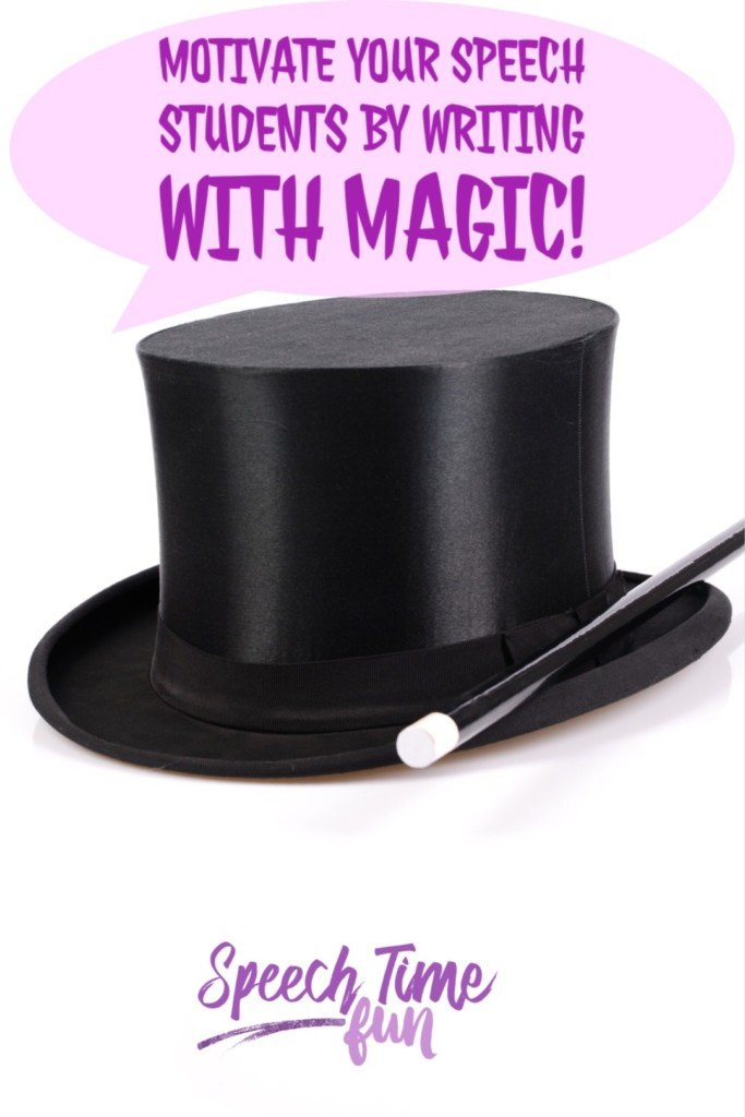 Looking for a fun way to grab your students' attention? Try writing with magic! It's not really magic, but you'll have to read this post to find out more!