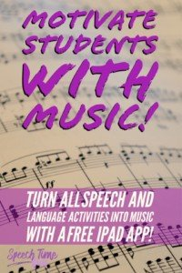 Keep Your Speech Students Motivated With The Free App Ditty!
