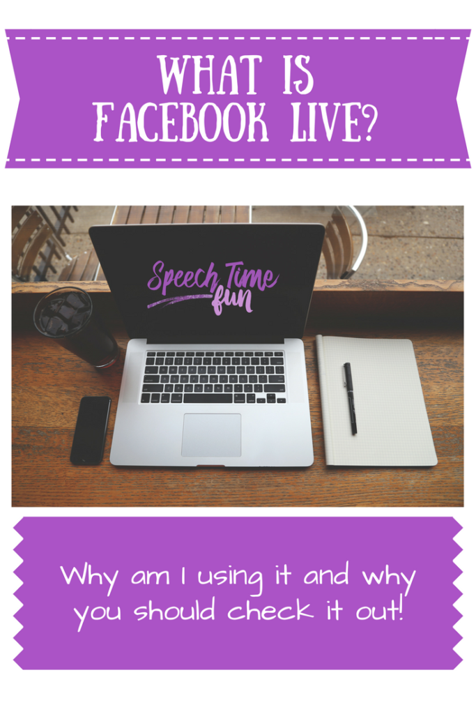 Facebook Live offers a fun new way for SLPs to share tips, ideas, and activities! Read this post to learn how you can use Facebook Live to learn and grow!