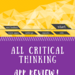 All Critical Thinking (app review!)