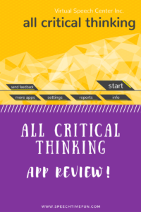 All Critical Thinking App: An App Review