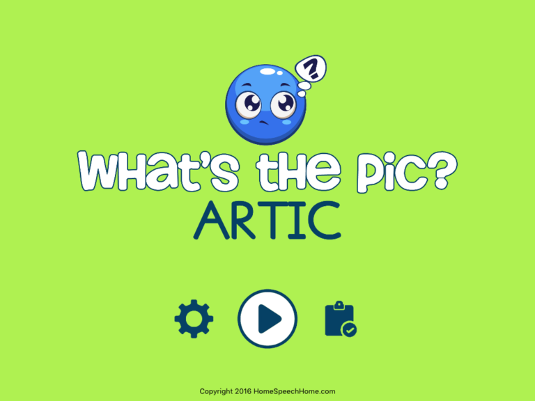 Looking for more apps to use in speech therapy? This review of What's the Pic? Artic will help you decide if it's a good fit for your students' needs! Click through to read the full review.