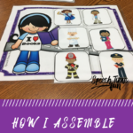 How I Assemble My Interactive Stories