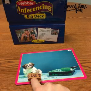 Real photos can be a game changer when it comes to working on making inferences. Check out how to use them effectively in speech therapy in this blog post.