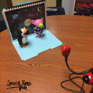 It's always fun to bring new tools to the speech room, and Hue Animation Studio is a good one to bring in! Read my product review of it inside this post.