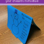 A fun DIY file folder for speech therapy that will motivate your students