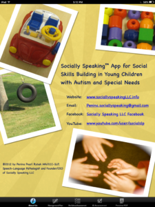 Have you heard of the Socially Speaking app? This review shares my thoughts on how you can use it to work on social skills in your speech therapy lessons! Click through to read the full review.