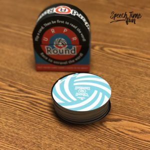 WordAround is a new game from ThinkFun! This blog post shares a review of the game and shares ways you use can use it in your speech therapy room! Click through to read the whole review.