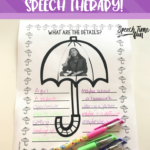 Fun Ways to Make Worksheets Work in Speech Therapy