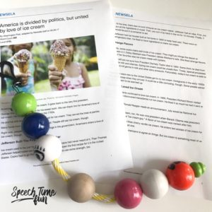 NewsELA is an excellent tool to use in speech and language therapy to target a variety of skills. Check out all the ways you can use it in this blog post!