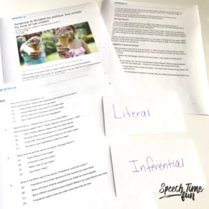 Sometimes it's a real challenge to keep older speech students motivated in speech therapy sessions. In this blog post, I'm sharing some of my tried-and-true methods for engaging students in speech and language therapy sessions. Click through to get ideas for fun and motivating activities for older speech students!
