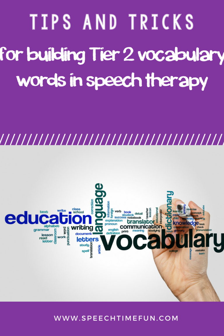 Do your students need help building Tier 2 vocabulary words? I'm sharing several tips and tricks inside this blog post, so click through to read the list!