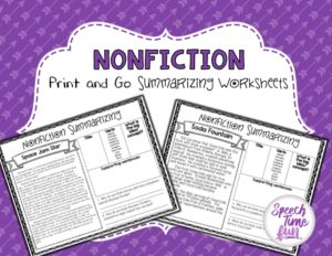 Teaching summarization can be a challenge, but I've got five strategies to help you in this blog post! Summarizing can be achievable for your students!