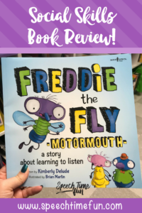 Freddie the Fly Motormouth Book Review
