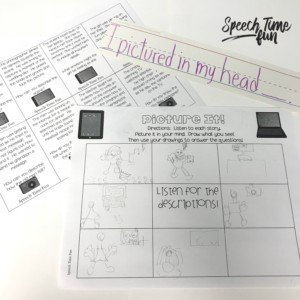 Using sentence strips to encourage speech students to respond to sentence strips are a really handy tool in speech therapy im sharing ideas ccuart Gallery