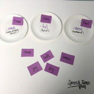 I bet you have lots of tools for helping students to build vocabulary in your speech room already! Check out this post to learn how to use what you have when it comes to building vocabulary.