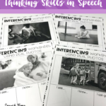 Using Graphic Organizers To Work on Critical Thinking Skills in Speech Therapy