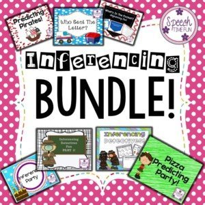 Infererencing Bundle for SLPs