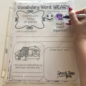 Why SLPs Should Use Dry Erase Sleeves in Speech Therapy
