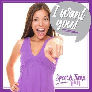 Speech Time Fun Brand Ambassador Search