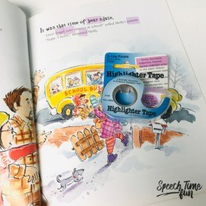 Fun Ways To Use Storybooks To Work on Articulation Goals