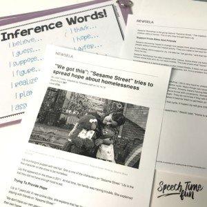 Understanding Literal vs Inferential Questions in Speech