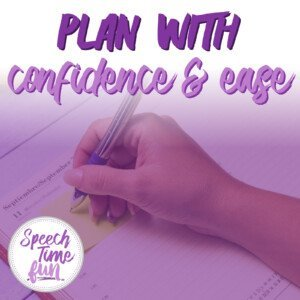 Plan with ease without burning yourself out free webinar for SLPs