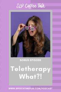 SLP Teletherapy