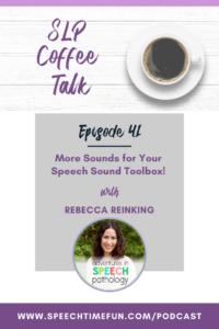SLP Coffee Talk episode 41