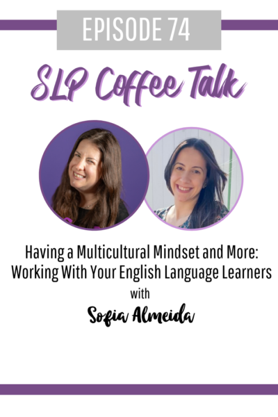 Working With Your English Language Learners