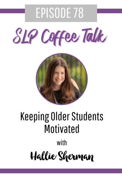 Keeping Older Students Motivated