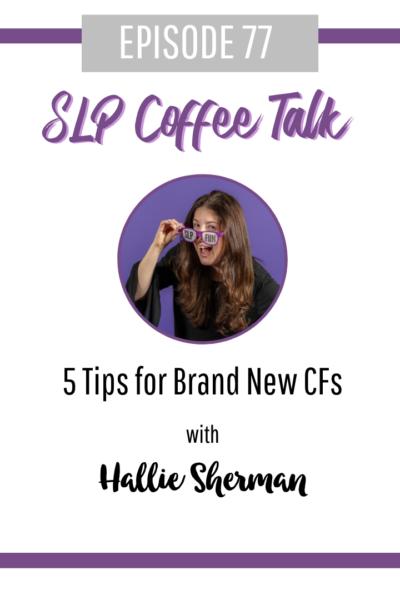 5 Tips for Brand New CFs